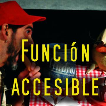 Vuelven las funciones accesibles al Teatro de Títeres de El Retiro