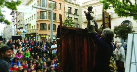 Eudald Ferré cierra el Ciclo del Títere tradicional y de cachiporra
