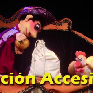 Fabularia, función con medidas de accesibilidad