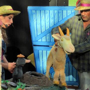 ¡FIT Madriz! presenta el fin de semana dos nuevos espectáculos en el Teatro de Títeres de El Retiro